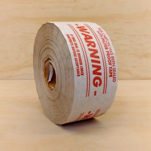 custom printed paper tape